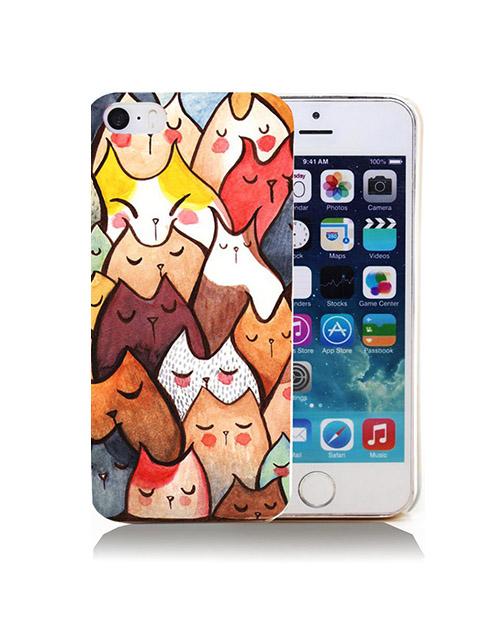 iphone 5 gato color