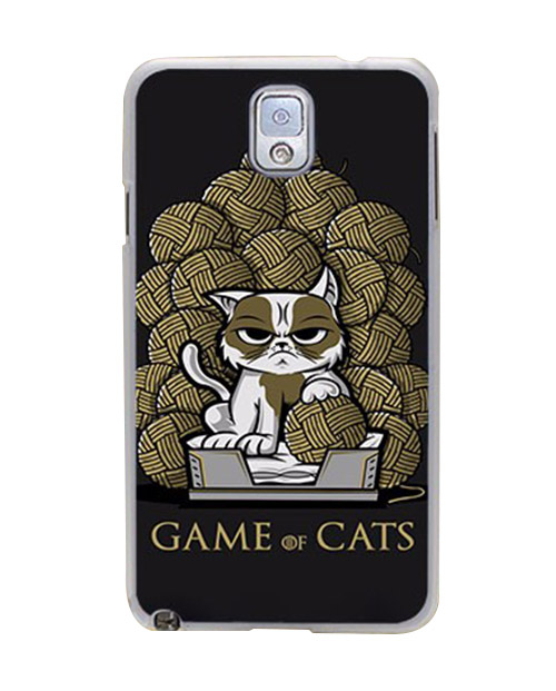 game of cats note