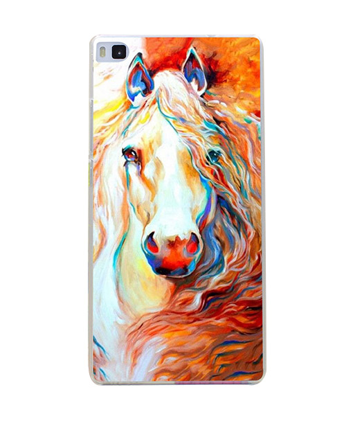 caballo oleo